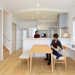 半田市平地馬場町の安心して暮らせる注文デザイン住宅なら愛知県半田市のクレバリーホームへ♪半田店