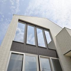 稲沢市池部町のこだわりの外壁のお家なら愛知県稲沢市の住宅会社クレバリーホームまで♪稲沢店