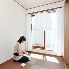 稲沢市長束町の高性能なのにおしゃれなお家に建て替えするなら住宅に特化したハウスメーカー を♪