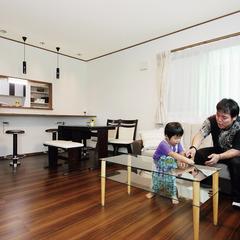 稲沢市横野東出町でたったひとつのお家づくりなら愛知県稲沢市の住宅会社クレバリーホームへ♪