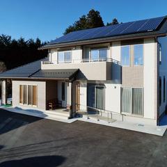 稲沢市西島東町で自由設計の地震に強いデザイナーズ住宅を建てるなら愛知県稲沢市のクレバリーホームへ!