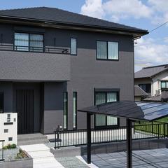 稲沢市治郎丸郷前町で地震に強い高断熱の自由設計なマイホームづくりは愛知県稲沢市の住宅メーカークレバリーホーム♪