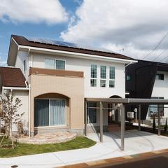 小牧市多気南町のこだわりのデザイナーズ住宅なら愛知県小牧市のハウスメーカークレバリーホームまで♪小牧中央店