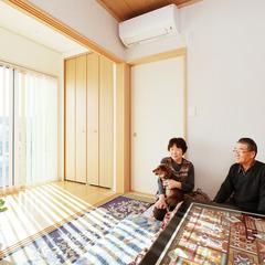 小牧市小木南で地震に強いお家づくりは愛知県小牧市の住宅メーカークレバリーホーム♪