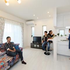 小牧市藤島町五才田で地震に強い自分らしいマイホームづくりは愛知県小牧市の住宅メーカークレバリーホーム♪