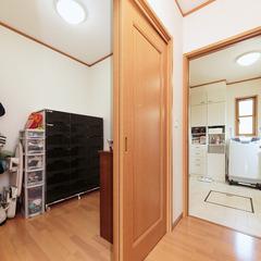 西尾市吾妻町のアメリカンな家で光庭のあるお家は、クレバリーホーム西尾店まで!