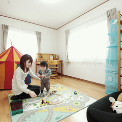 西尾市鶴ケ崎町の新築一戸建てなら愛知県西尾市の高品質住宅メーカークレバリーホームまで♪西尾店
