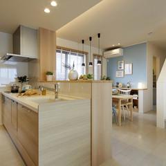 豊田市一色町で地震に強い自由設計の新築デザイン住宅を建てる。