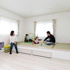 豊田市石野町でこだわりのつまった一軒家を建てるなら愛知県豊田市の住宅会社クレバリーホームへ♪