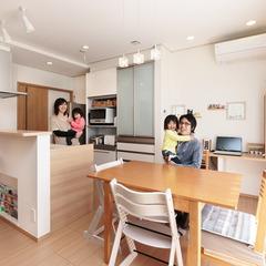 海部郡蟹江町本町の高性能住宅へのリノベーションなら愛知県海部郡蟹江町のクレバリーホーム♪蟹江店