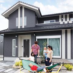 海部郡蟹江町緑で地震に強いデザイン住宅なら愛知県海部郡蟹江町の住宅会社クレバリーホームへ♪