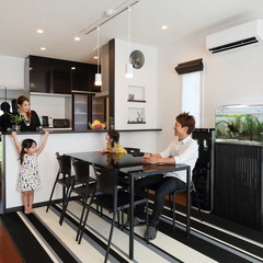 海部郡飛島村金岡で安心して暮らせる自由設計のデザイナーズハウスを建てるなら愛知県海部郡蟹江町のクレバリーホームへ!