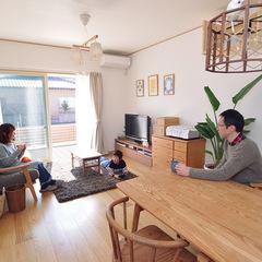 名古屋市緑区水広の地震に強い自由設計の新築住宅!クレバリーホーム大高店