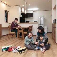 名古屋市緑区赤松の地震に強い、世界にひとつの木造注文住宅!クレバリーホーム大高店