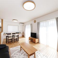 名古屋市緑区大清水西のこだわりの高性能新築住宅ならクレバリーホーム♪大高店