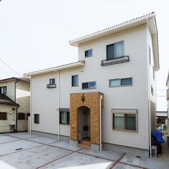 名古屋市緑区桶狭間切戸の世界にひとつのお家の建て替えなら愛知県名古屋市緑区のハウスメーカークレバリーホームまで♪大高店