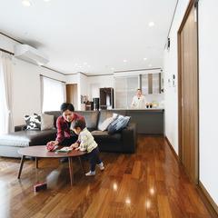 名古屋市緑区倉坂の地震に強い自由設計の新築一戸建てを建てるならクレバリーホーム大高店