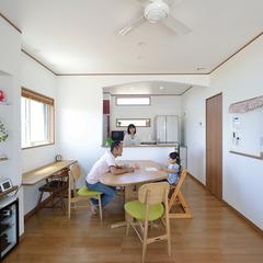 名古屋市緑区ほら貝で自由設計のマイホームの建て替えなら愛知県名古屋市緑区の住宅会社クレバリーホームへ♪