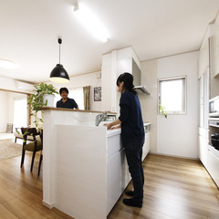 名古屋市緑区左京山の高性能新築住宅なら愛知県名古屋市緑区のクレバリーホームまで♪大高店