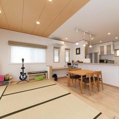 クレバリーホームでおしゃれなデザイン住宅を豊川市院之子町に建てる♪豊川店