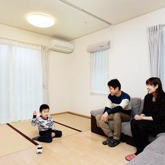 豊川市松久町でたったひとつの木造デザイン住宅を建てるなら愛知県豊川市八幡町の住宅会社クレバリーホームへ♪
