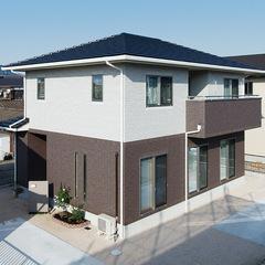 豊川市川花町のこだわりの新築デザイン住宅なら愛知県豊川市八幡町のハウスメーカークレバリーホームまで♪豊川店