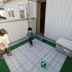 ★★で安心して暮らせる新築デザイン住宅なら●●の住宅会社クレバリーホームへ♪