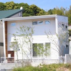 愛媛県西条市 新築&リノベーション5【松本スレート興業】