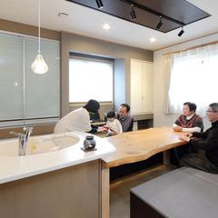 秦野市水神町で地震に強い、世界にひとつのデザイン住宅を建てる。