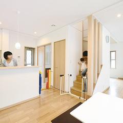 自由設計の注文デザイン住宅を秦野市平沢で建てるならクレバリーホーム**店