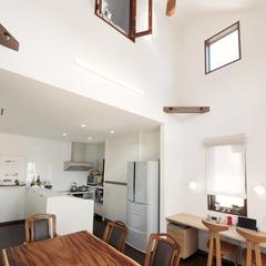 新座市畑中で注文デザイン住宅なら埼玉県新座市の住宅会社クレバリーホームへ♪